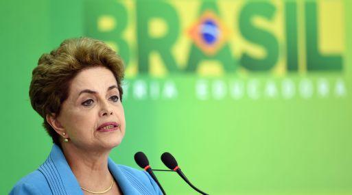 No hay impeachment sino golpe y tentativa electoral, denuncia Dilma