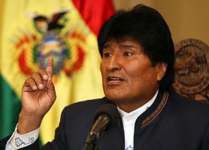 Bolivia nunca más será colonia de Chile, Evo Morales
