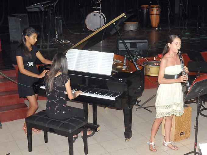 La música, protagonista en el II Festival de las Artes