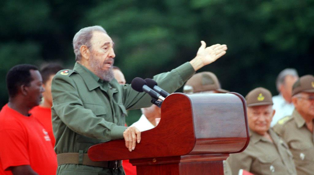 Una revolución, la de Céspedes y Fidel
