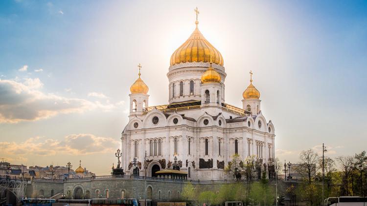 Rusia celebra la Pascua, la mayor fiesta ortodoxa
