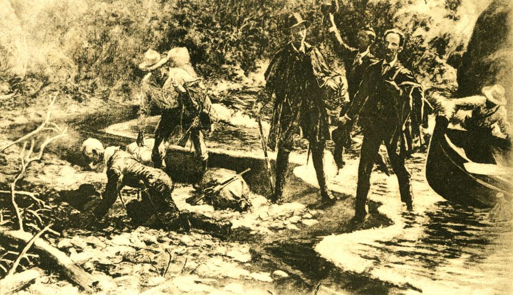 Evocan aniversario 121 de desembarco de Martí y Gómez
