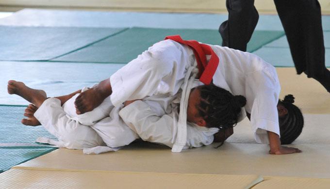 Santiago de Cuba ganó el judo pioneril