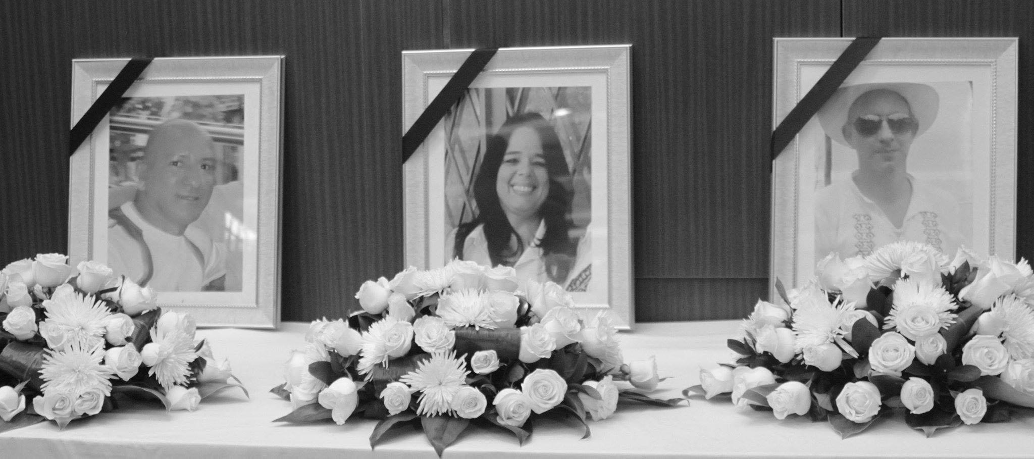Médicos cubanos fallecidos en Ecuador