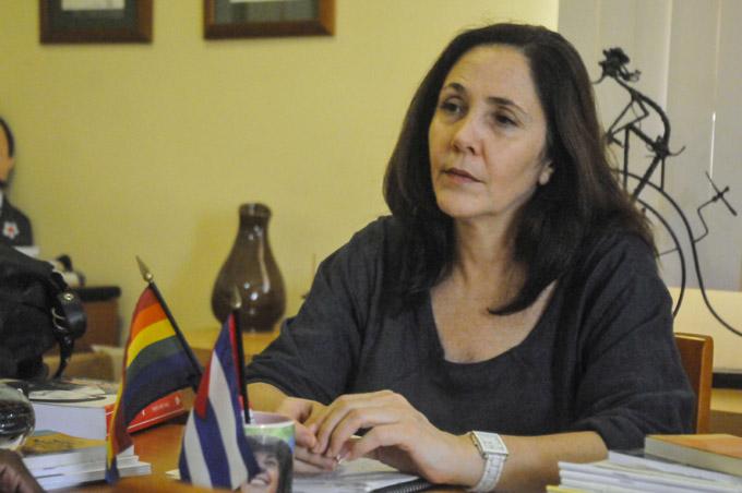 Mariela Castro: Cuba ha avanzado en el respeto a personas LGBTI