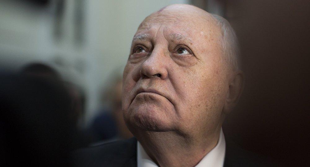 """Expresidente soviético: """"Siento mi responsabilidad por la disolución de la URSS"""""""
