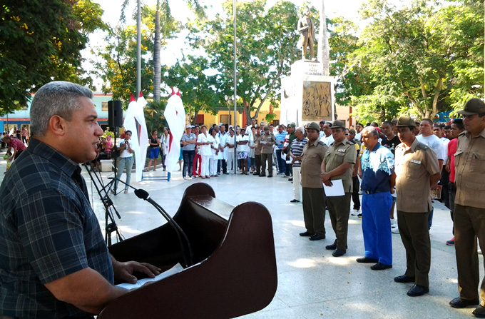 Efectúan acto clausura de Operación salud en Bayamo