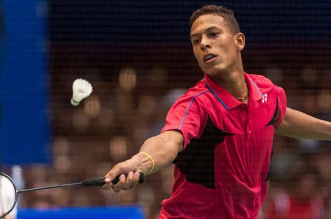Osleni Guerrero y los Juegos Olímpicos al alcance de la mano