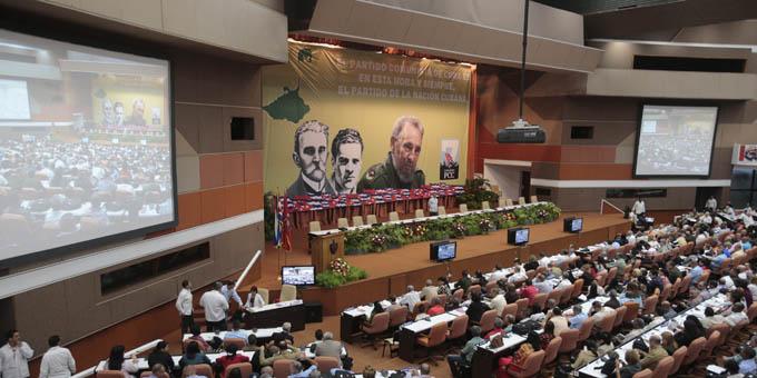 Elegirá hoy el 7mo. Congreso del PCC a su Comité Central