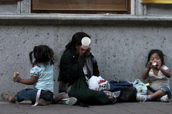 Más de 21 millones de niños y adolescentes mexicanos viven en pobreza
