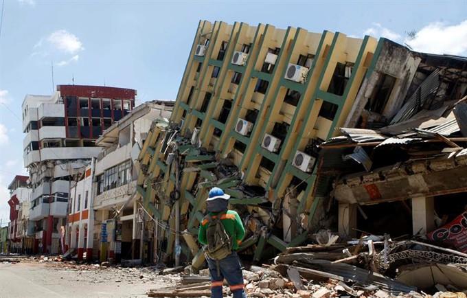 Portoviejo, una de las ciudades más desvastadas por el terremoto en Ecuador