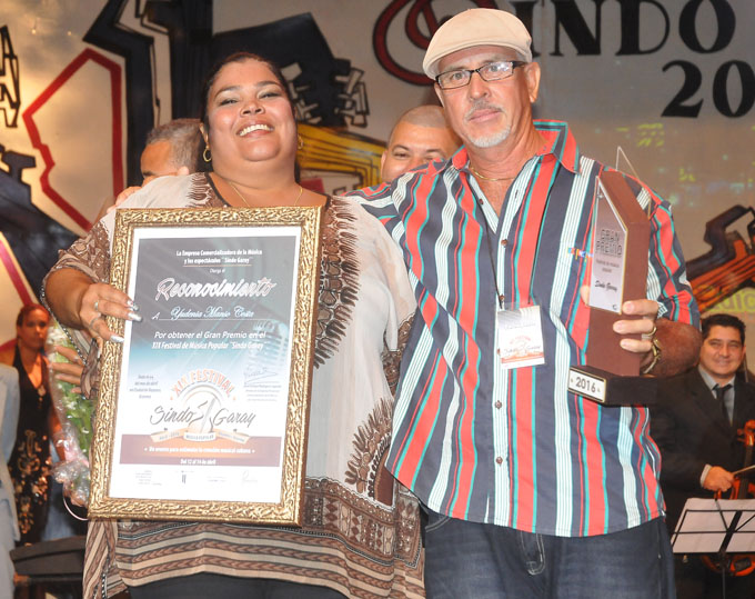 Otorgan Premios del XIX Festival de música popular cubana Sindo Garay
