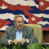 Preside Raúl sesión plenaria del 7mo. Congreso