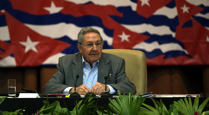 Reeligen a Raúl Castro Ruz, Primer Secretario del Partido