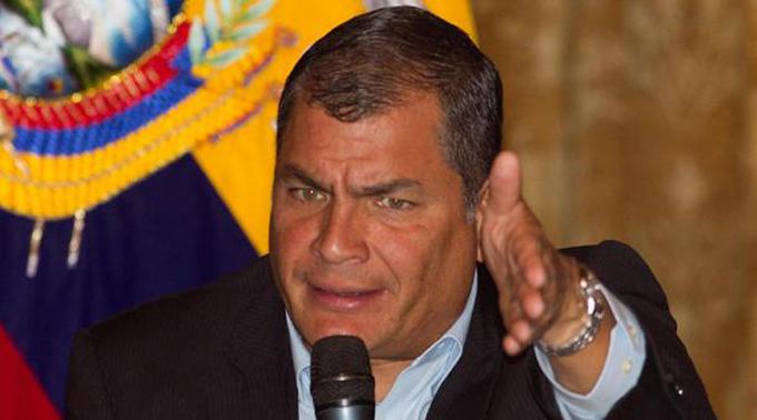 Rafael Correa: Cuba es campeona de la solidaridad