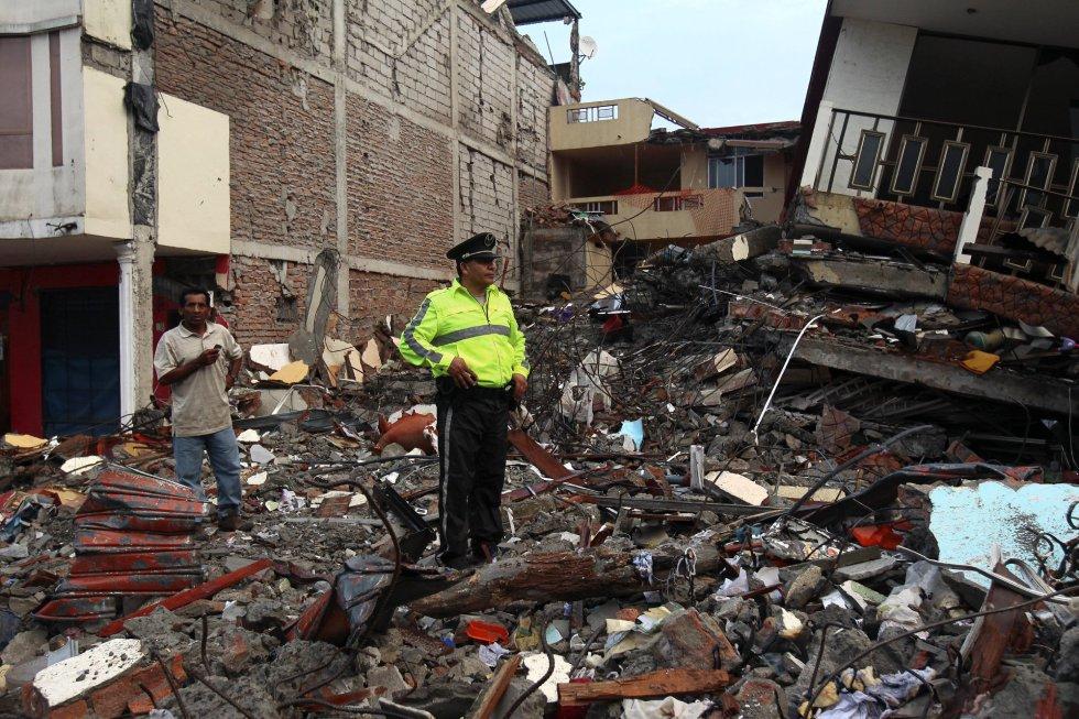 Terremoto Ecuador 4