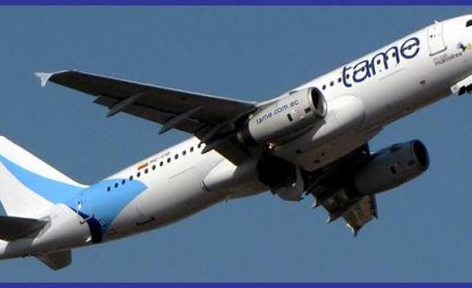 Reinician vuelos comerciales a ciudad de Ecuador afectada por sismo