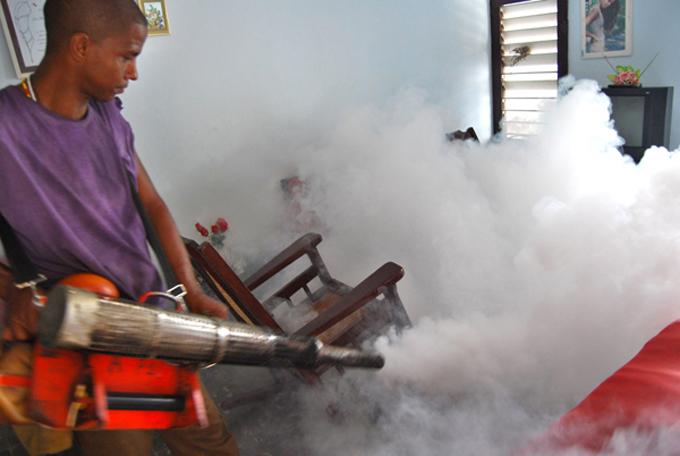 Campaña antivectorial en Cuba, igual a calidad de vida