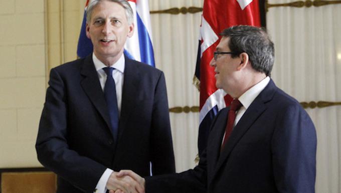 Reino Unido refuerza su interés en Cuba