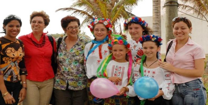 Destacan en Rusia atención de Cuba a niños de Chernobil