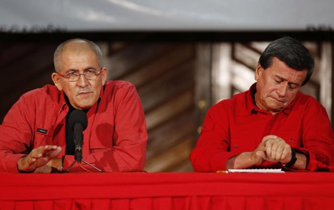 Diálogos con Gobierno colombiano comenzarían en unos dos meses