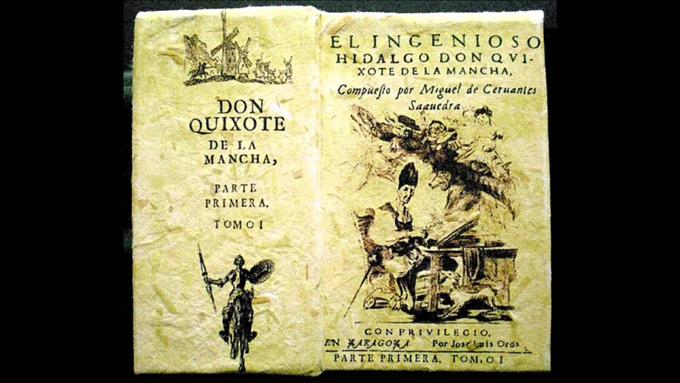 Internautas de Latinoamérica y Europa llevarán a Twitter El Quijote