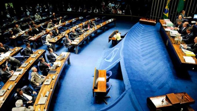 Senado brasileño instalará comisión que evaluará juicio contra Rousseff