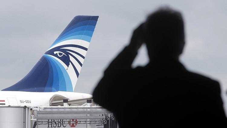 Publican la conversación entre los pilotos del MS804 de EgyptAir siniestrado y los controladores