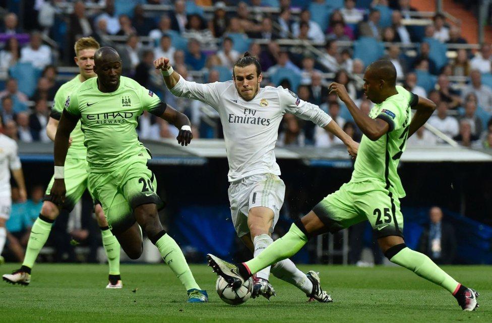 """Bale: """"Para esto vine al Madrid, para ganar Champions"""""""