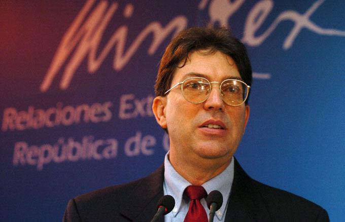 Recibirá hoy Canciller cubano a su homólogo de España