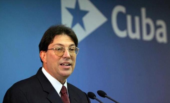 Canciller cubano comenzará visita a Alemania