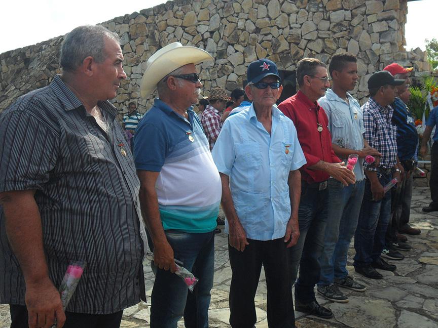 Agricultores manzanilleros celebran Aniversario 55 de la ANAP