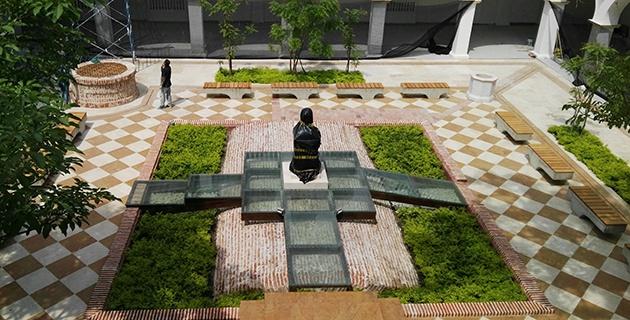 Cenizas de Gabo llegaron a Cartagena, listo memorial en su honor