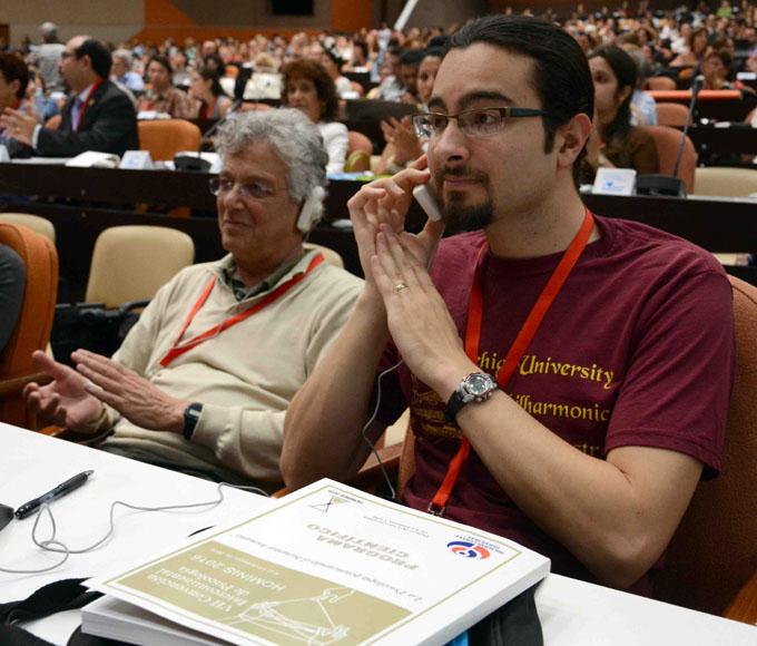 Experiencia cubana ante desastres en Convención de Psicología