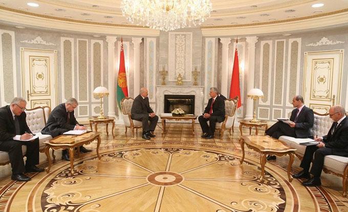 Consolida Primer vicepresidente cubano lazos con Belarús