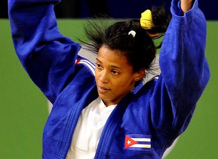 Dayaris Mestre abrirá por Cuba en Grand Prix de Judo