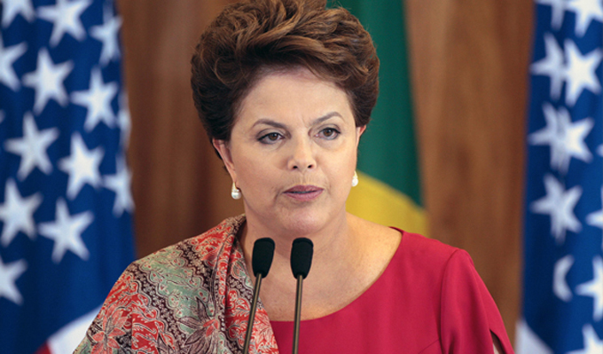 Supenden impeachment contra Dilma Rousseff