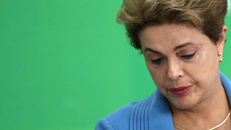 El Senado aprueba el inicio de 'impeachment' de Dilma Rousseff