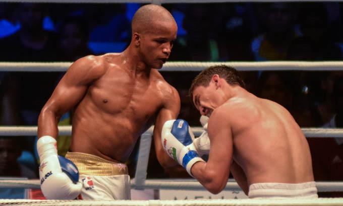 Domadores, primeros finalistas de Serie Mundial de Boxeo