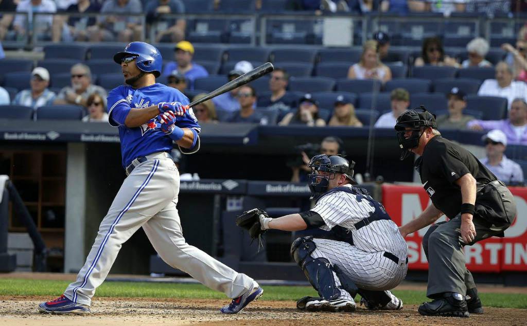 Dominicano Encarnación destaca en jornada de las Grandes Ligas