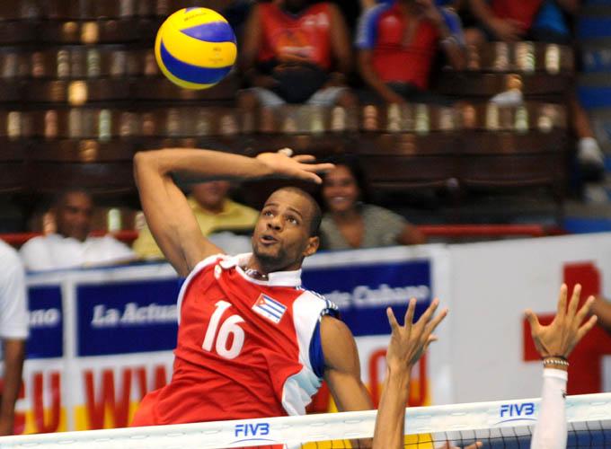 Cubanos hacia México para Copa Panamericana de Voleibol