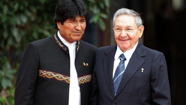 Llegará a Cuba Presidente boliviano Evo Morales