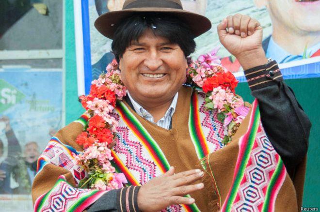 Evo Morales iniciará mañana visita oficial a Cuba