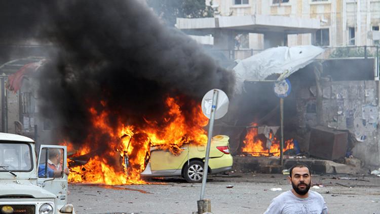 Explosiones cerca de bases militares rusas en Siria dejan más de 100 muertos