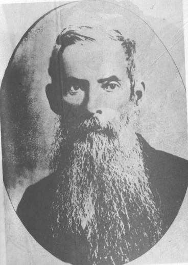El patriota bayamés Francisco Vicente Aguilera y Tamayo