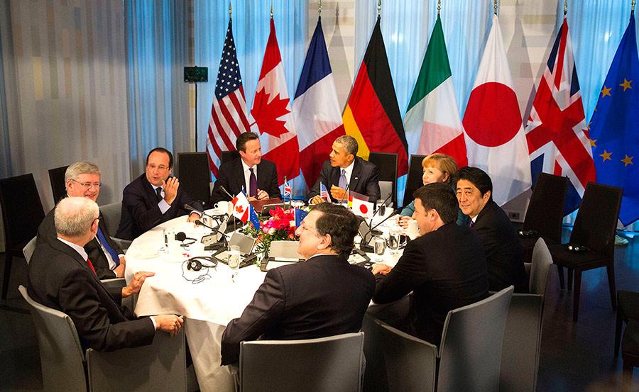 Hasta 70 mil policías japoneses para seguridad en cumbre G-7