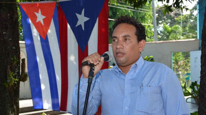Exigen cubanos liberación de independentista boricua