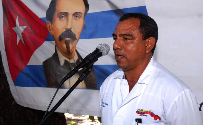 Cuba contra el ébola: los compromisos de Juan Luis