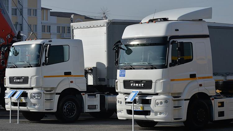 Rusia planea ensamblar sus legendarios camiones Kamaz en Cuba