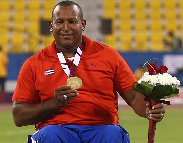 Cuba con 16 plazas para Juegos Paralímpicos de Río de Janeiro